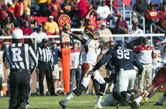 Tuskegee Golden Tigers win first playoff game in ...