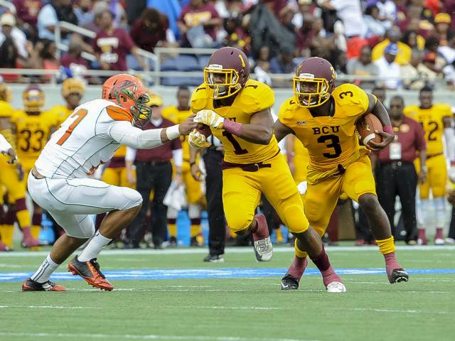 Bethune-Cookman Wildcats blowout the Rattlers of ...