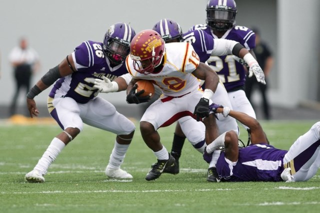 Tuskegee Golden Tigers stuns North Alabama Lions ...