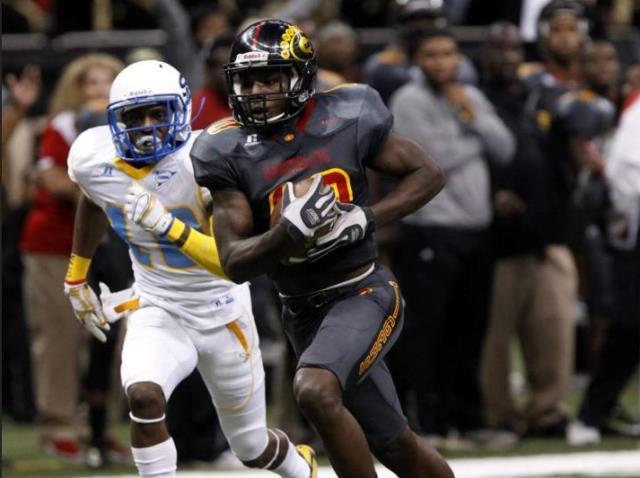 Grambling State Tigers capture the 42nd Bayou Cla...