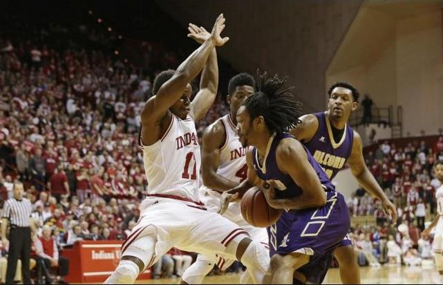 Indiana blows away Alcorn State Braves
