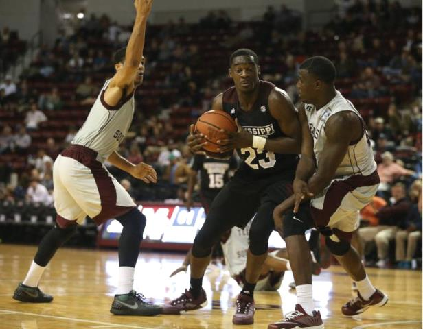 Texas Southern falls to Mississippi State