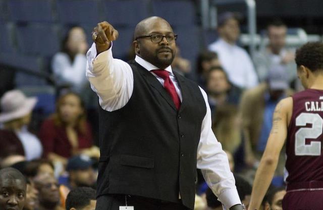 Maryland Eastern Shore head basketball coach Bobb...