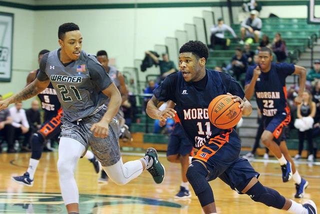 Morgan State comes up short against Wagner