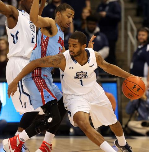Old Dominion rolls over Delaware State