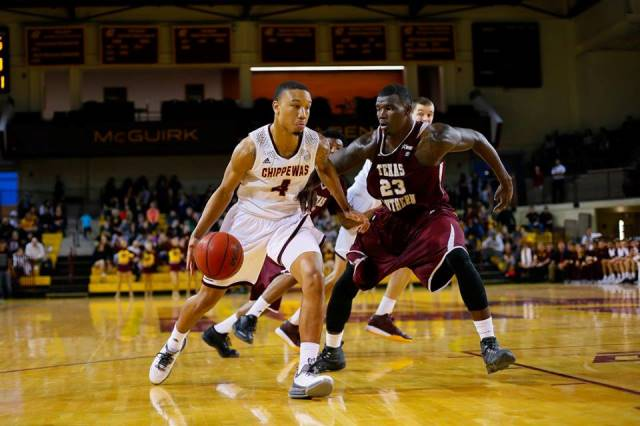 Texas Southern can't keep up with Central Mi...