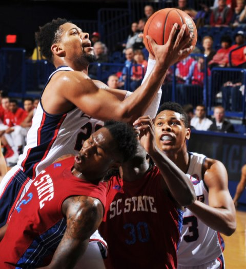 Duquesne Dukes down South Carolina State Bulldogs