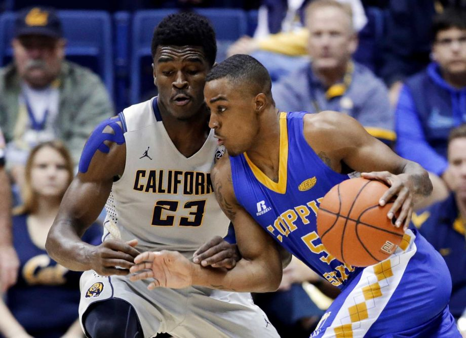 California rolls past Coppin State