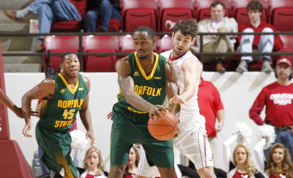 Norfolk State comes up short against Alabama