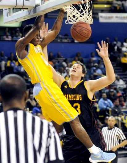Southern out lasts Grambling State