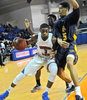 Savannah State out scores North Carolina A&T