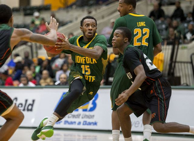 Norfolk State rolls past Florida A&M