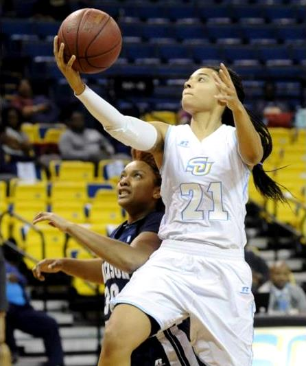 Southern women hand Jackson State first SWAC loss