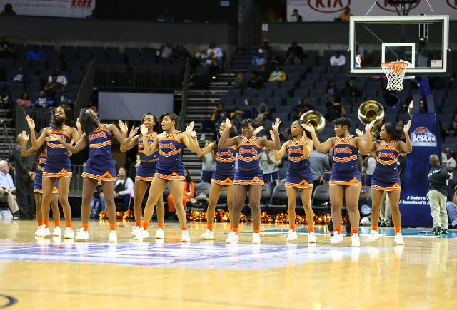 Lincoln University Cheerleaders