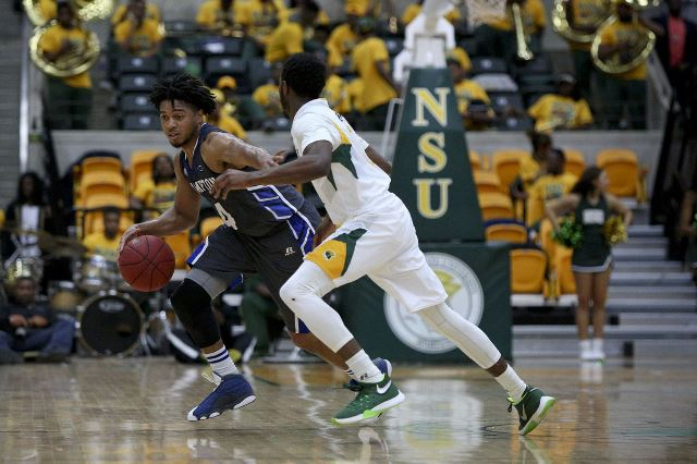 Norfolk State Spartans win Battle of Bay over Ham...