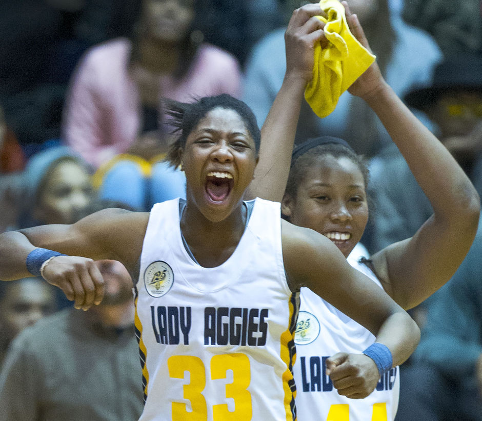 North Carolina A&T sweeps Central; women tie for ...