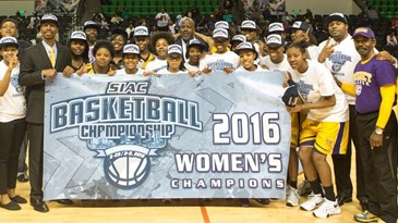 Benedict wins SIAC women's basketball tourna...