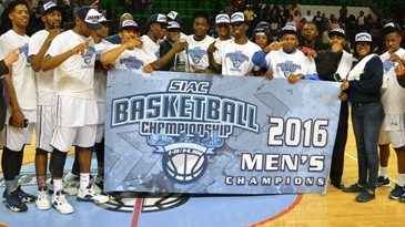 Stillman Tigers win SIAC men's basketball to...