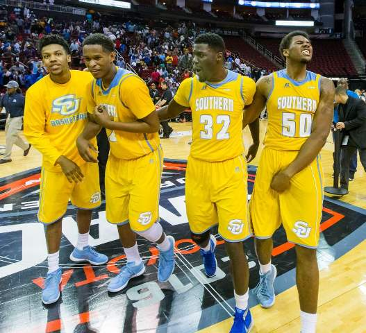 Southern University at the SWAC Championship