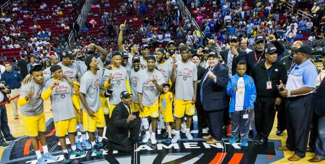 Southern University captures the 2016 SWAC Champi...