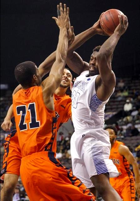 Hampton Pirates get by Morgan State Bears