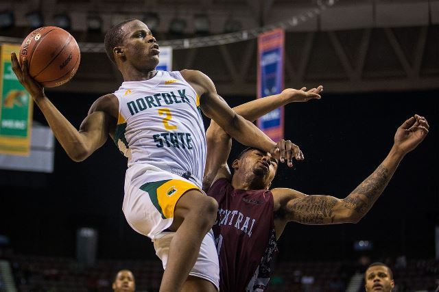 Norfolk State Spartans too much for North Carolin...