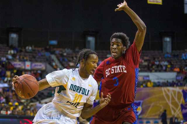 South Carolina State downs Norfolk State