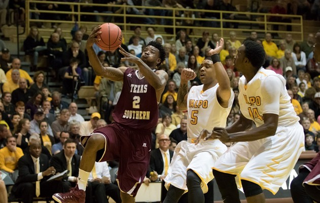 Texas Southern season ended by Valparaiso State
